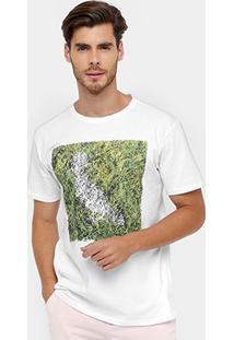 Camiseta Reserva Campo Estampada - Masculino