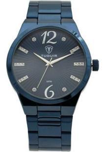 0914e15b2e2 ... Relógio Skmei Tuguir Analógico - Feminino-Azul