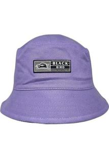 Chapéu Bucket Hats Black Bird Thb 81Rx - Feminino-Roxo