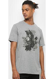 Camiseta Mcd Regular The Birds Masculina - Masculino