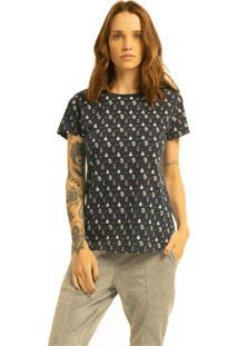 T-Shirt Nogah Yoga Marinho - Kanui