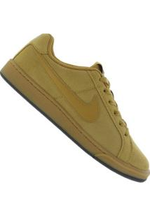 Tênis Nike Court Royale Suede - Masculino - Marrom