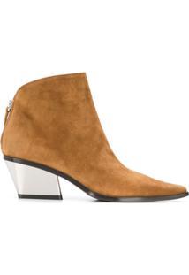 Le Silla Ankle Boot - Marrom