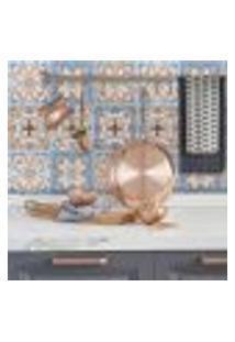 Adesivo De Azulejo Santa Isabel 15X15 Cm Com 18Un
