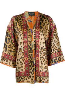 Etro Kimono Estampado