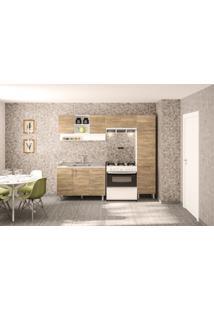 Cozinha Completa Floripa #15 Com Gabinet