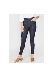 Calça Jeans Forum Skinny Marisa Azul-Marinho