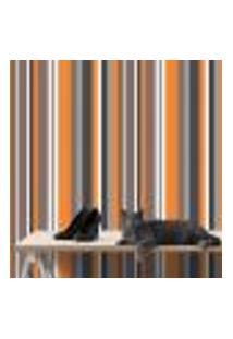 Papel De Parede Autocolante Rolo 0,58 X 5M - Listrado 1066