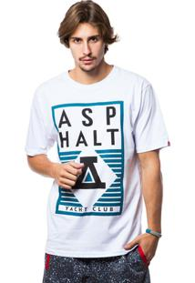 Camiseta Asphalt Rec Lock Up Masculina - Masculino