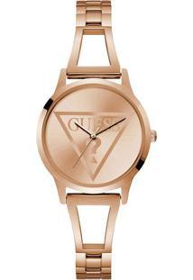 Relógio Guess Feminino Aço Rosé - W1145L4