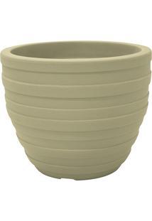 Vaso De Plástico Inca-S Areia - Tramontina