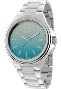 Relógio Euro Feminino Degrade - Eu2035Yag/3V - Prata
