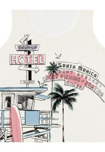 Blusa Ampla Estampada Hollywood - Lez A Lez
