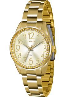 Relógio Feminino Lince Lrgj056Lc2Kx