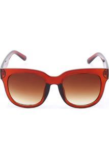 Óculos De Sol Ray Flector 283Co Caramelo - Tricae
