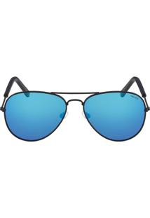 Óculos De Sol Nautica N4631Sp 001/58 - Masculino-Azul