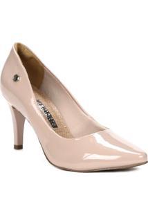 Sapato Scarpin Feminino Via Marte Nude