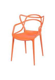 Cadeira De Jantar Solna Or Design Laranja