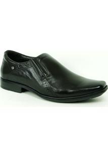 Sapato Social Pegada Com Ajuste Elástico - Masculino