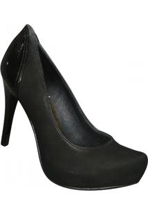 Sapato Tanara - Feminino-Preto