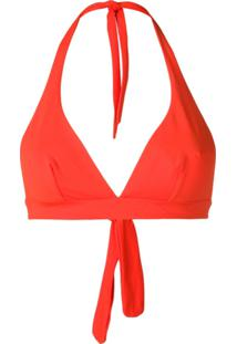 Gentry Portofino One-Piece Swimsuit - Laranja