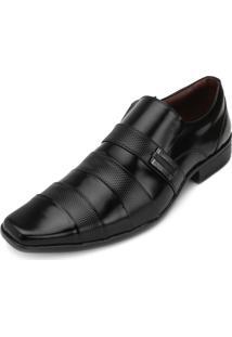 Sapato Pro Mais Couro 0687 Preto