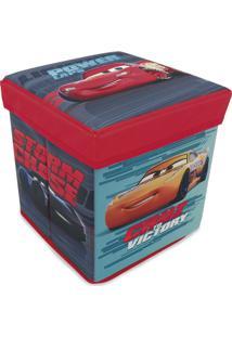 Banquinho Porta Objeto Carros - Zippy Toys
