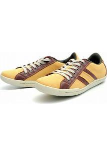 Sapatênis Shoes Grand Mostarda - Masculino