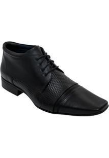 Sapato Jota Pe 30751 - Masculino-Preto