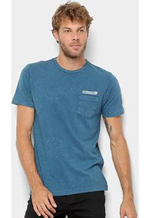 Camiseta Volcom Rebel Radio - Masculina - Masculino