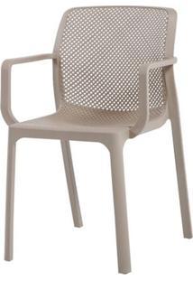 Cadeira Sardenha Fendi Polipropileno 82Cm - 62624 - Sun House