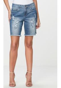 Bermuda Jeans Malwee