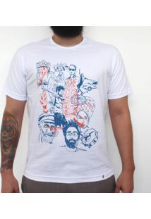 Tudo Junto - Camiseta Clássica Masculina