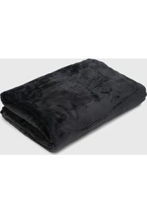 Cobertor King Kacyumara Blanket Grafite - Cinza - Dafiti