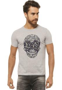 Camiseta Joss - Caveira Olhos - Masculina - Masculino