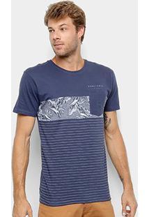 Camiseta Hang Loose Estampada Tropico Masculina - Masculino