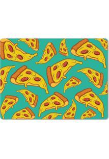 Jogo Americano Meu Primeiro Quartinho Pizza Multicor