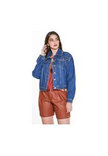 Jaqueta Fem Tuaren Jeans Unica G Unico