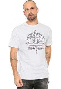 Camiseta Hurley Locals Only Masculina - Masculino