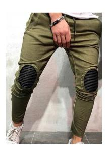 Calça Masculina Swag Trasher - Verde Militar