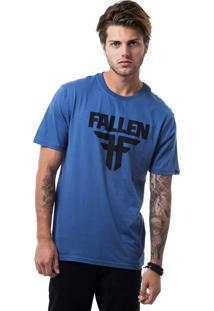 Camiseta Fallen Classic Azul