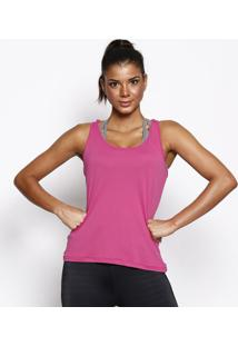 Regata Nadador Physical® Fitness - Rosa Escuro- Physphysical Fitness