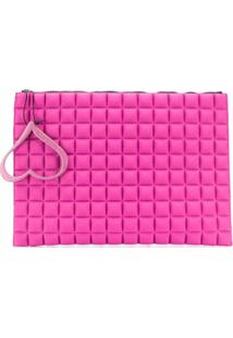 No Ka' Oi Clutch Space Pouch Grande - Rosa