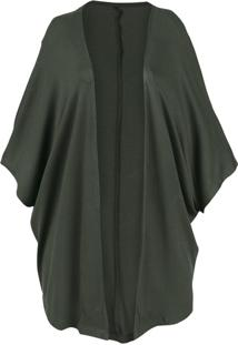 Casaco Kimono Feminino Manga Curta