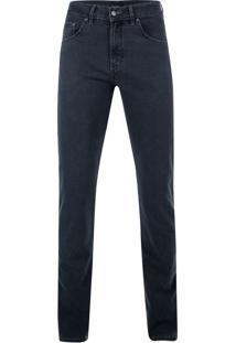 Calça Jeans Comfort Grafite