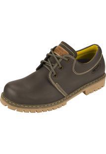 Sapato Beeton Walker402T Marrom