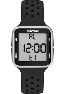 Relógio Digital Mormaii Unissex - Mo6600Aa Preto