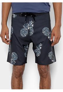 Bermuda Hang Loose Boardshorts Pineapple Masculina - Masculino