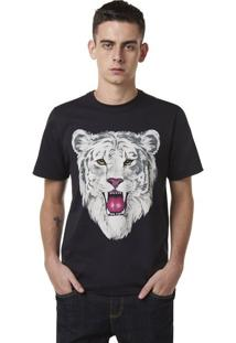 Camiseta Unissex Com Estampa Hering + À La Garçonne