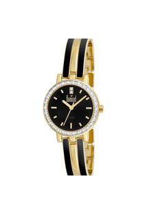 Relógio Feminino Analógico Dourado Dumont - Du2035Lqg/4P Dourado